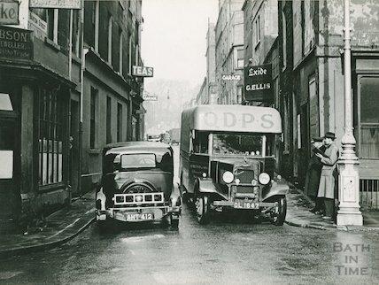 Barton Street, c.1930s