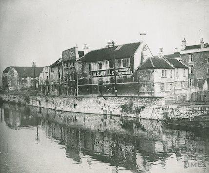 Broad Quay, c.1930s