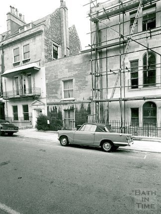 Brock Street - Upper Church Street Corner, c.1973