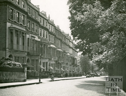 Cavendish Place looking South, c.1930s