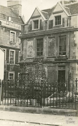 Chapel Court, St Michael's Hospital, Bath, c.1930s