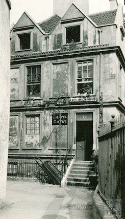 6 Chapel Court, St Michael's Hospital, c.1915