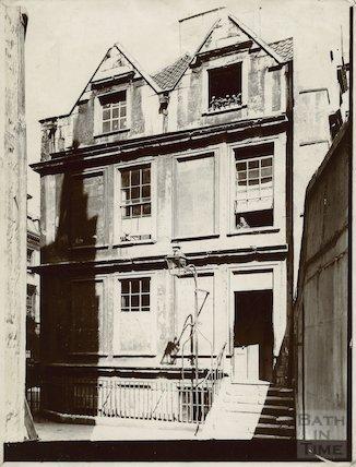 6, Chapel Court, Bath c.1903
