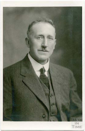 Portrait of Henry Chappell, author of The Day, c.1920s?