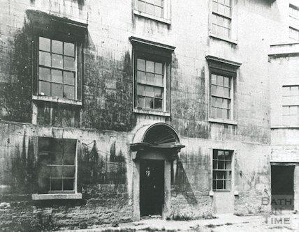 Cornwall House, Walcot Street, c.1870?