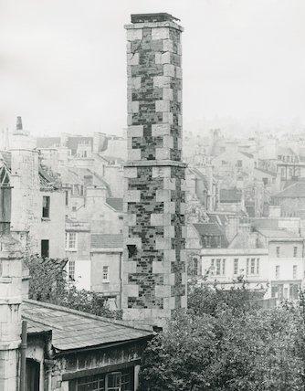 Chimney, Walcot Street, 1970