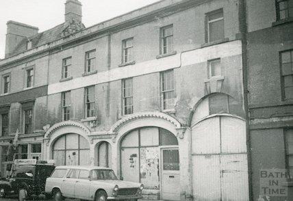 17-19 Walcot Street, 1969