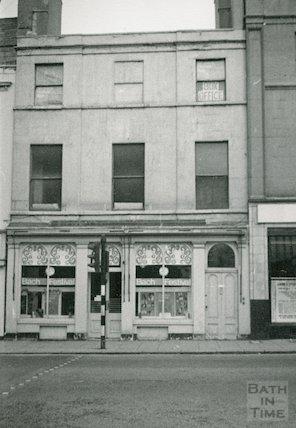 13? Walcot Street, 1969