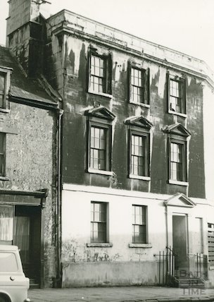 The Beehive Inn, 66 Walcot Street, 1963