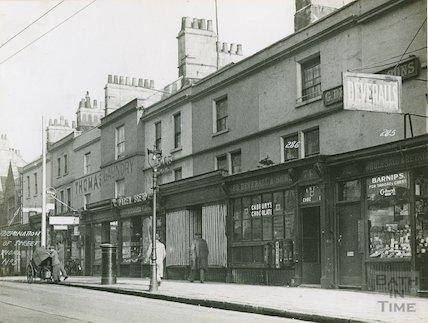 72-82 Walcot Street, c.1930