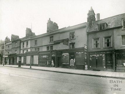 70-82 Walcot Street, c.1930