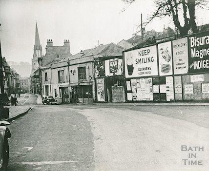 Walcot Street, c.1950s?