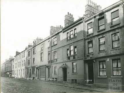 31-44 Avon Street (East Side), c.1930