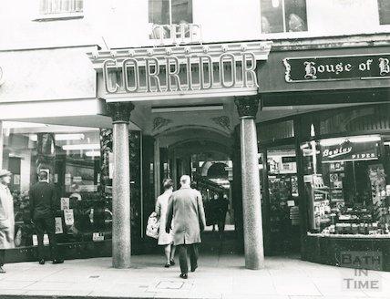 The Corridor Entrance (High Street), 1969