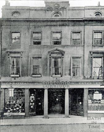 Entrance to the Corridor, c.1895