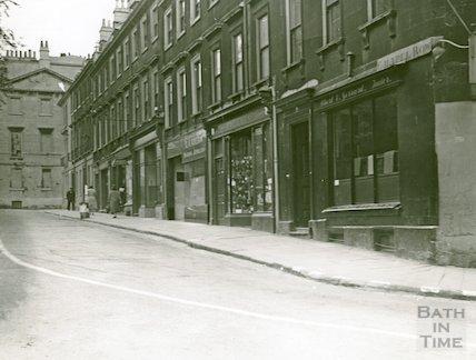 Chapel Row, c.1950s
