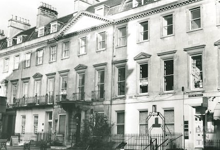 Edgar Buildings, George Street, 1992