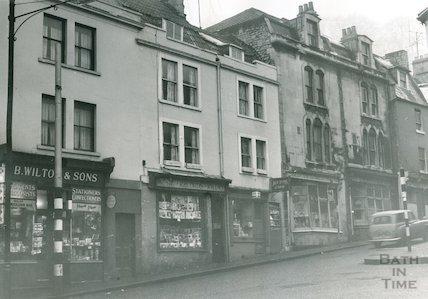 3-11 Holloway, 1963