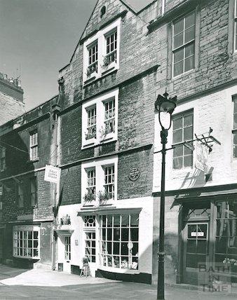 Lilliput Alley, Sally Lunn's House, 1975/6
