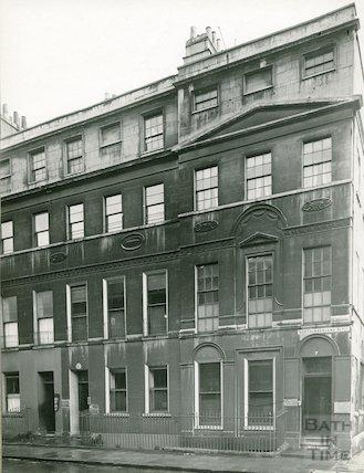 6-7 Northumberland Buildings, Wood Street, Bath, c.1930