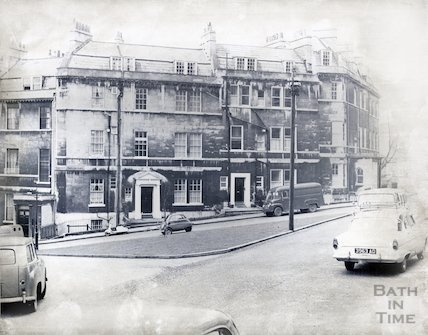 Portland Place, 1966