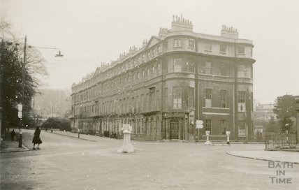 Sydney Place, 18th November 1945