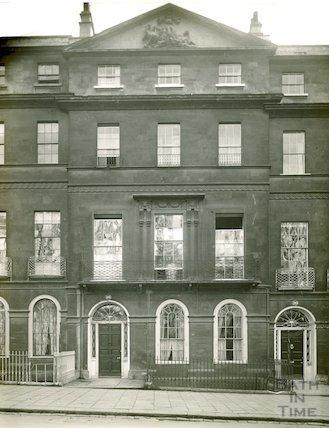 98-99 Sydney Place, Bath, c.1950?