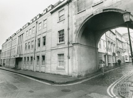 Trimbridge House, Trim Street, Bath, c.1992