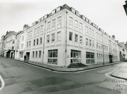 Trimbridge House, Barton Street and Trim Street, c.1992