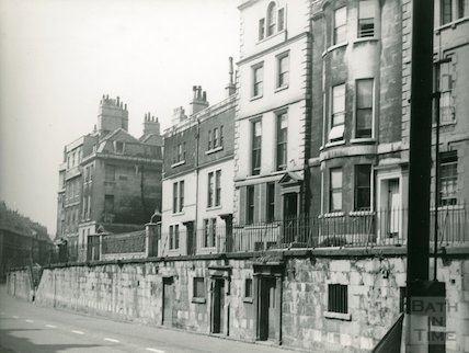 Vineyards, Bath, c.1950s