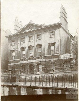 20, Vineyards, Bath c.1903