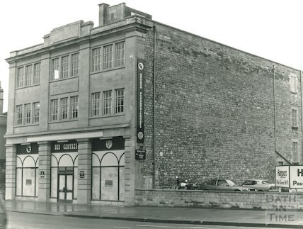 The Furniture Depository, London Road, 1982