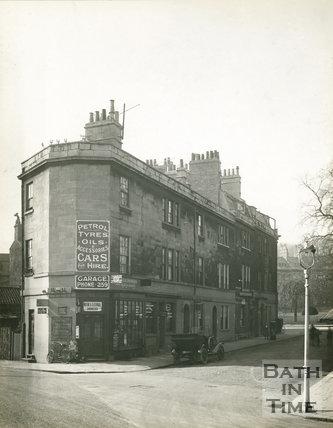 St. James' Street, Bath, c.1920s