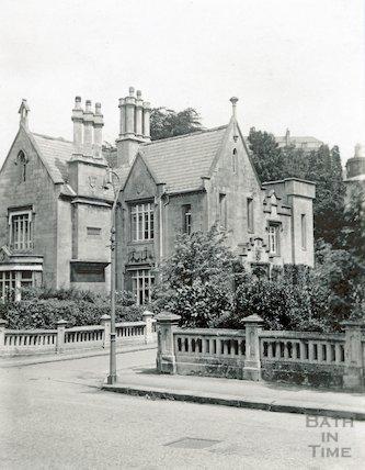 Prior Park Road, c.1950s?