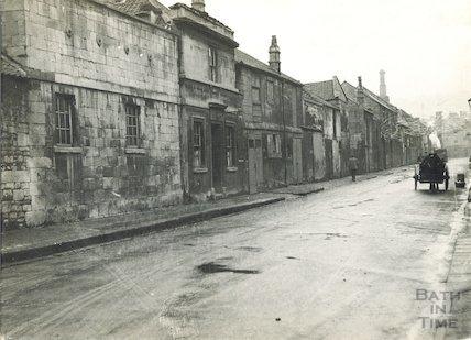 Milk Street, c.1920s