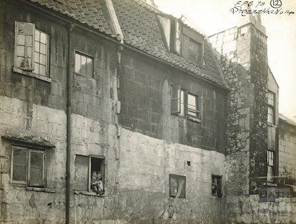 Rear of Milk Street, c.1930s