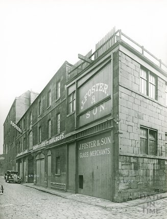 Fosters, Back Street, c.1930s