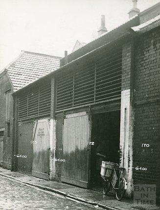 Tomkins slaughterhouse, Back Street