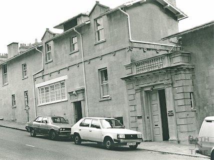 Oakwood Elderly Person's Home, Bathwick Hill, July 1991