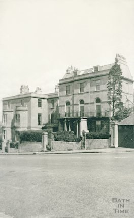 Villa on Bathwick Hill, c.1950S