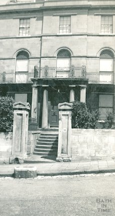 BAYFIELD, 38 Bathwick Hill, c.1950S