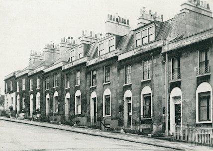 George Street, Bathwick Hill, c.1960s