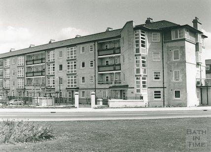 Green Park Road, Kingsmead West, 1992