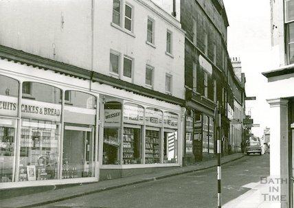 Upper Borough Walls, 1964