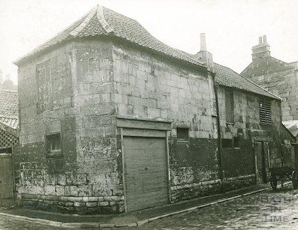 Corner of Back Street and Little Corn Street, c.1930s