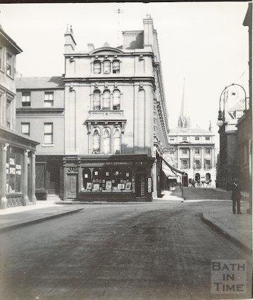 Quiet Street, c.1895 - 1902