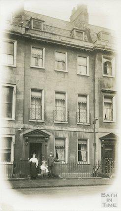 Malvern House, 8 Pierrepont Street, Bath, c.1900