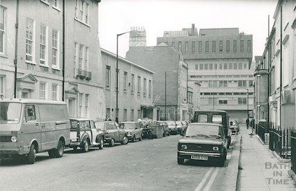 New King Street, 1987