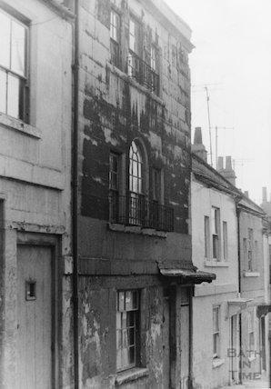 Ballance Street, number 18, 1968