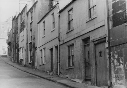 Ballance Street, numbers 19-22, 1968